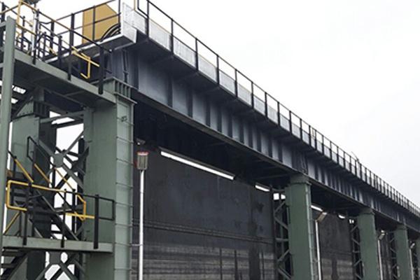 dam fabrication company in india