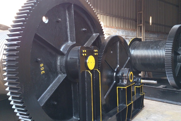 Rope Pulley Manufacturer
