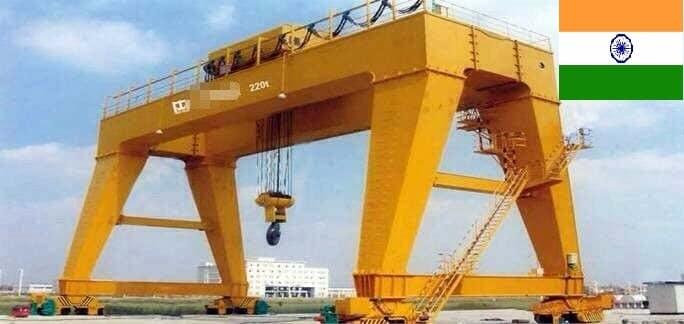 Gantry Crane Manufacturer In Mumbai