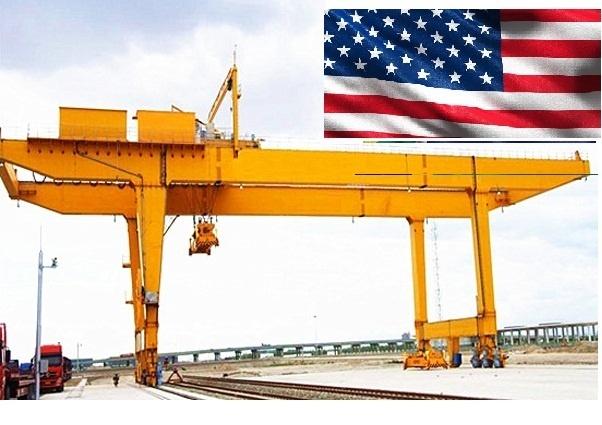 Gantry Crane Manufacturer In US
