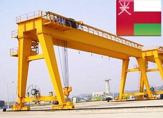 Gantry Crane Manufacturer In Oman