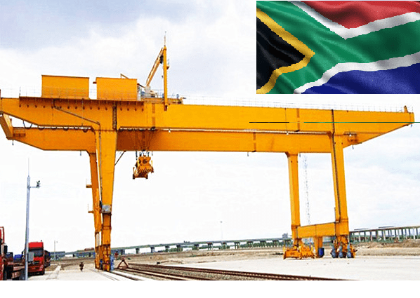 gantry crane in south africa